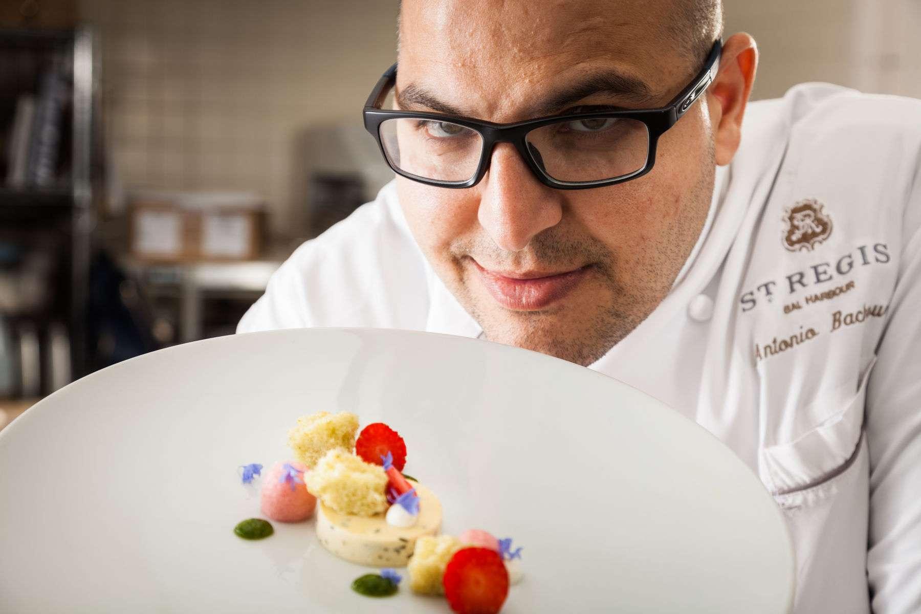 Pastry Chef Antonio Bachour