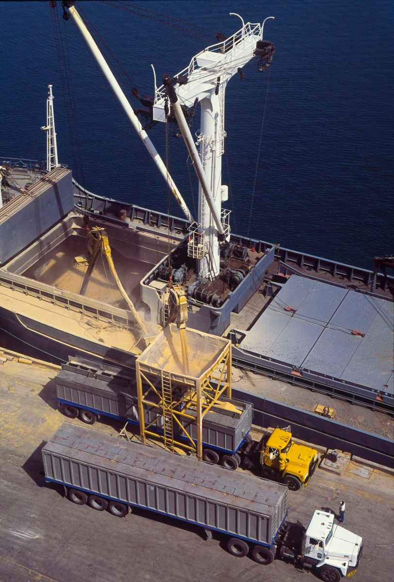Cargo Ship Industry
