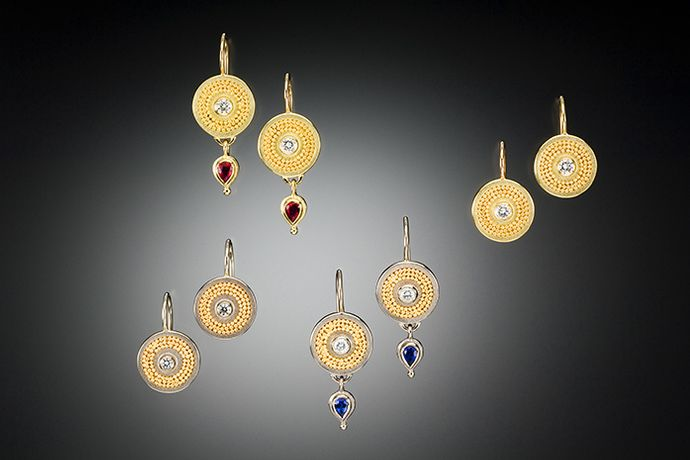 DISC EARRINGS COLLECTION