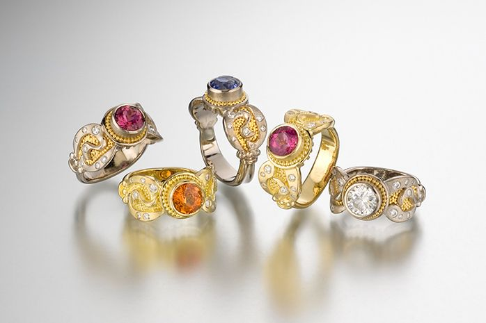 CHENILLE RING COLLECTION