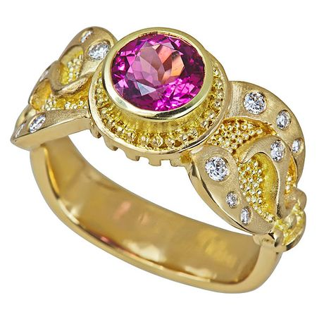 Chenille Ring