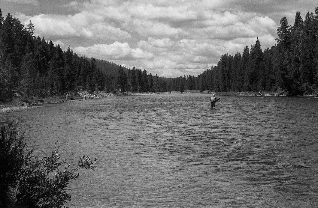 35mm- Fly Fisherman Yellowstone River WY.jpg