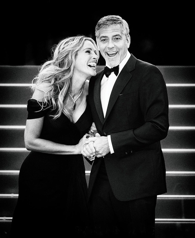 George Clooney & Julia Roberts