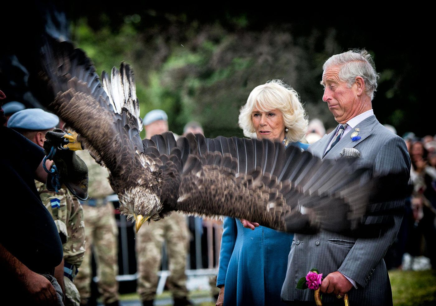 Prince of Wales & Duchess of Cornwall