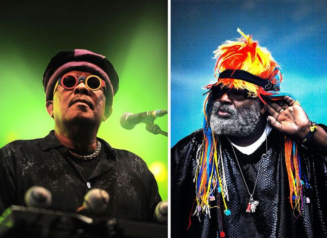 ROY AYERS, WOMAD / GEORGE CLINTON, BESTIVAL