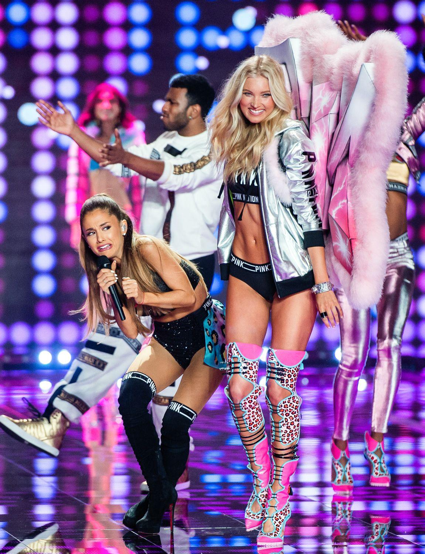 Ariana Grande & Elsa Hosk
