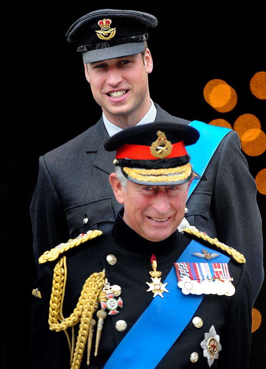 Prince of Wales & Duke of Cambridge