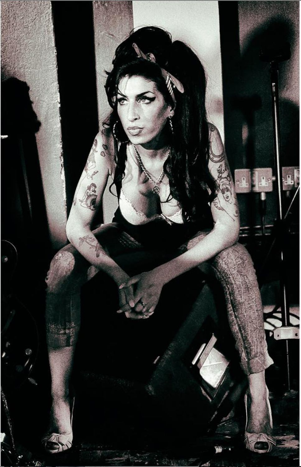 Amy Winehouse and the 100 Club
