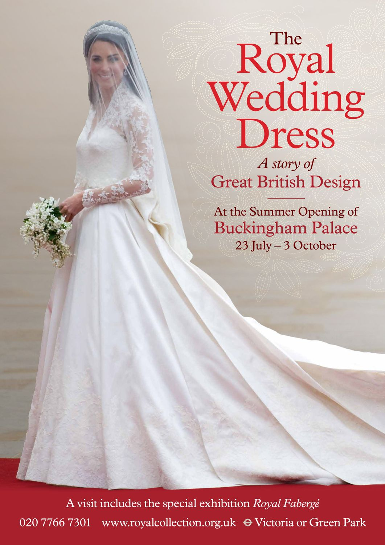 Duchess of Cambridge Royal Wedding poster
