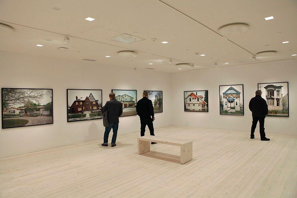Solo Museum show Bildmuseet, Umeå, Sweden (link)