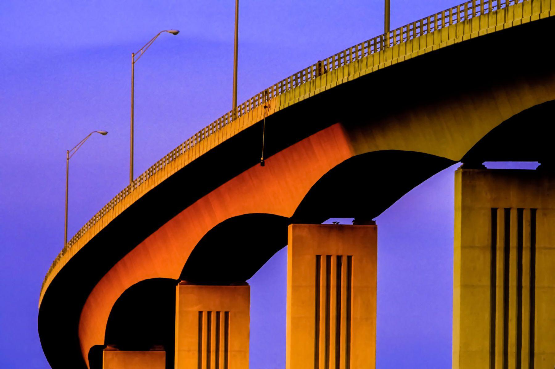 Seabreeze Bridge #3