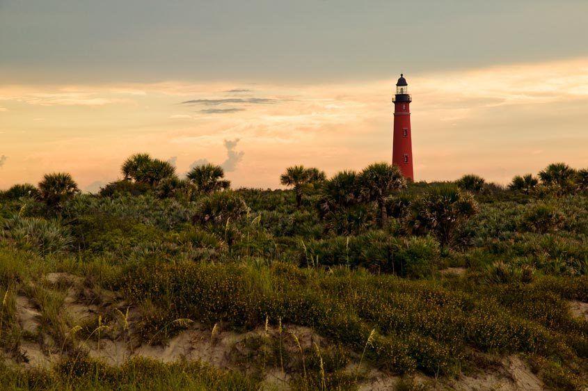 Ponce Inlet Light, FL