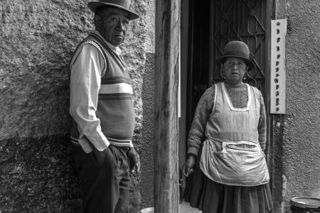 Man & Woman, Ecurdor