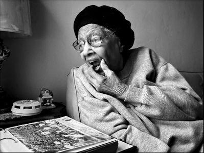Aunt Hattie Faye