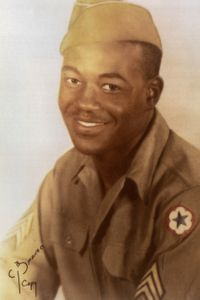 Pfc. Paul Bailey     1922-1987