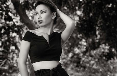 Ginny Zhansaya Saparkhanova