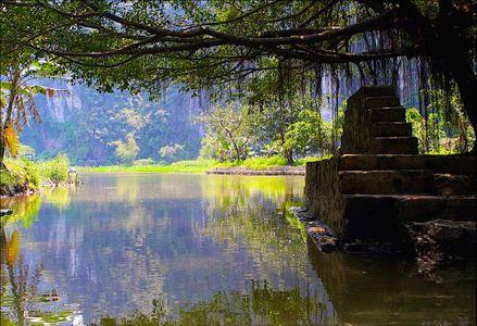 Vietnam, Halong  Bay