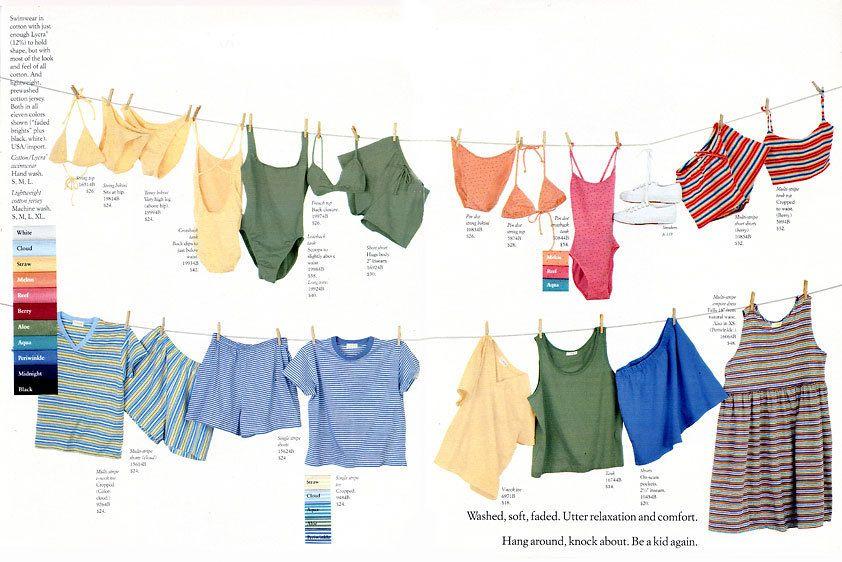 J. Crew Beach Clothesline
