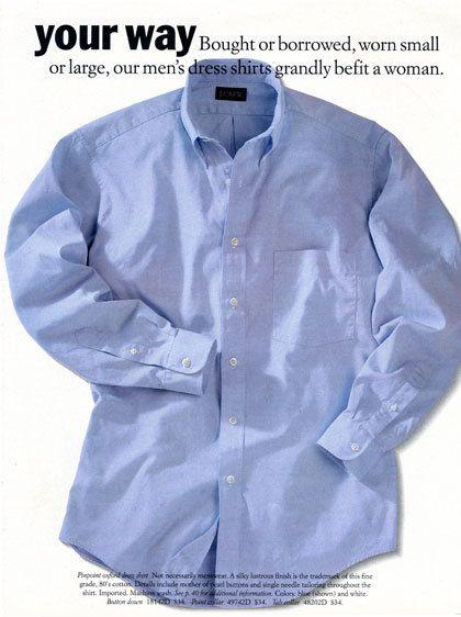 J. Crew Dress Shirt Casual