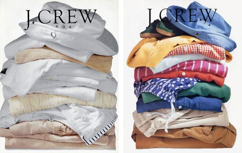 J. Crew Covers