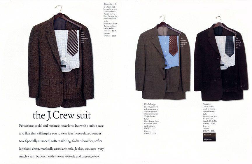 J. Crew Mens Suits