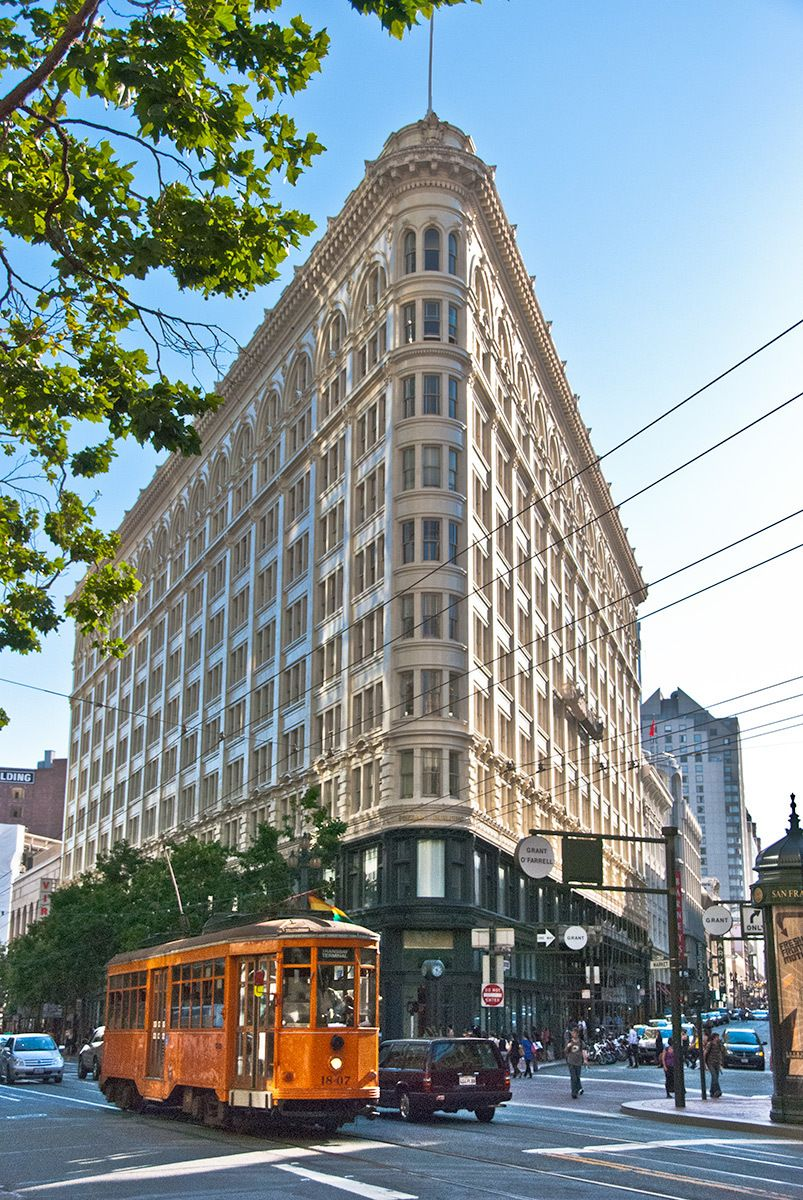 Market Street, San Francisco, California