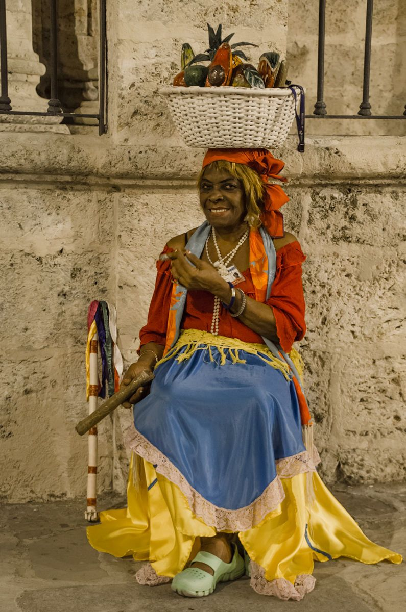 Queen of Havana, Cuba