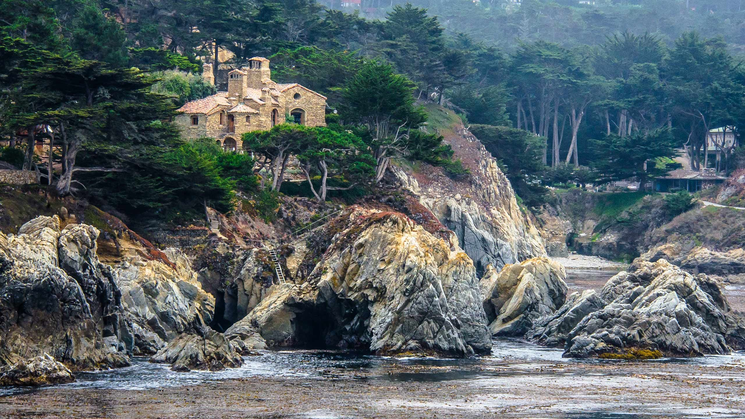 Carmel Coastline, California