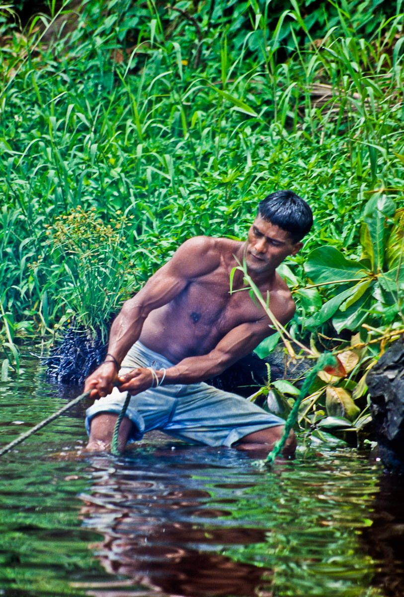 Boatsman, Costa Rica