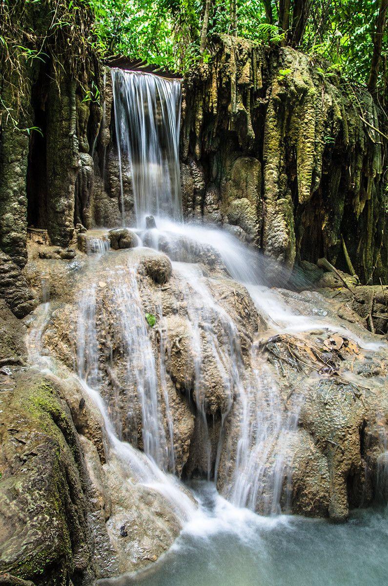 Erawan Falls, Thailand