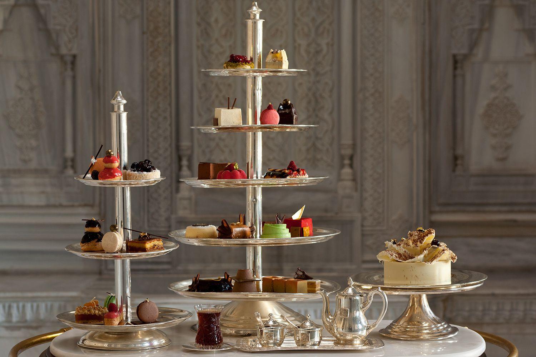 Çiragan Palace Tea Time