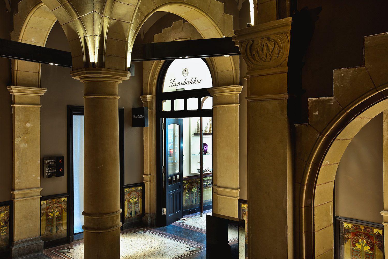 Bonebakker Jewelers Conservatorium Hotel