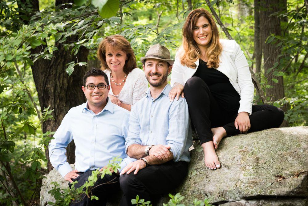 Team Photo Cornerstone Real Estate