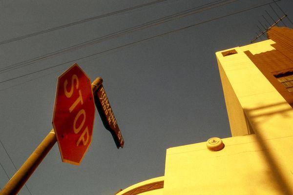 Romaine Street Los Angelels CA