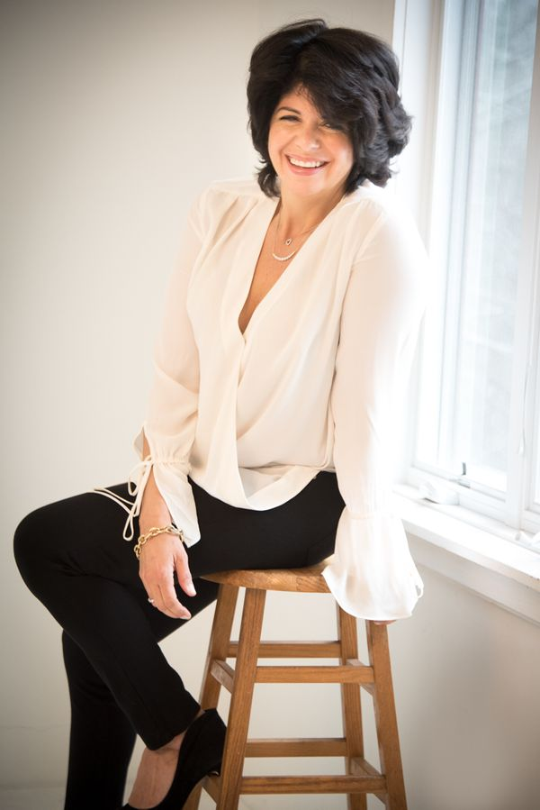 Business Photo on Location Roberta Lombardi