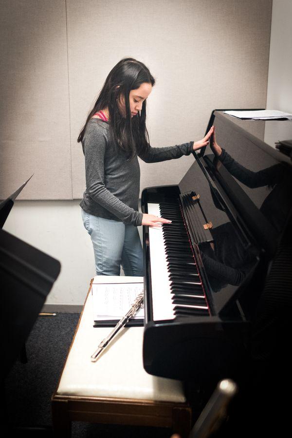 Private Piano Studio