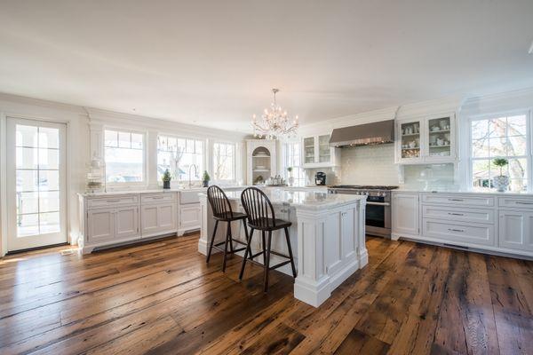 White Kitchen Essex CT