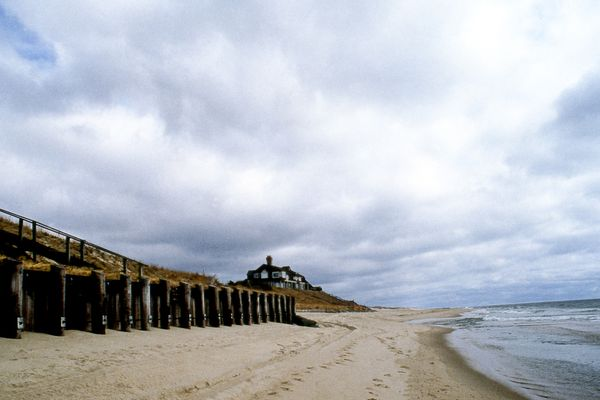 East Hampton Beach NY