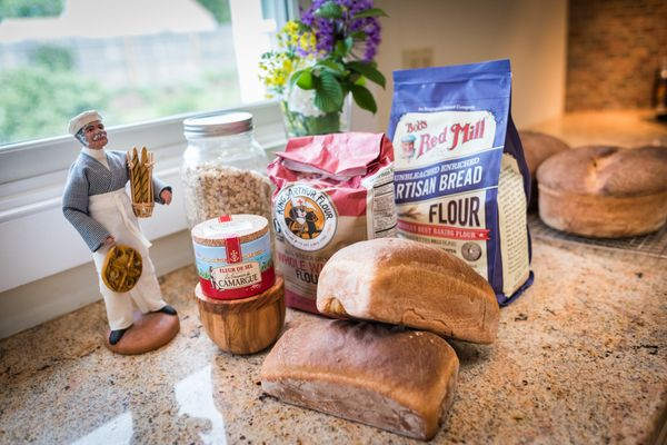 Bread Baking Fixings