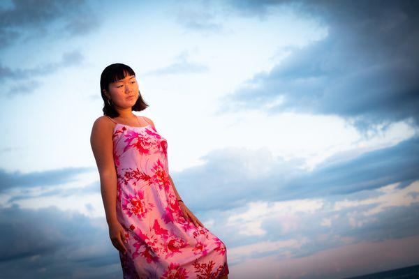 Korean Beauty Sunset Madison CT
