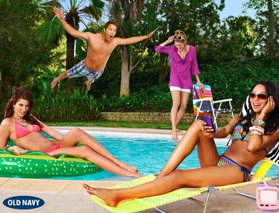 Old Navy Summer Jam Campaign 2011