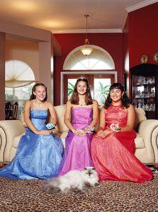 Junior Prom Girls