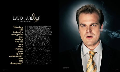 David Harbour