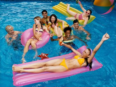 Teen Pool Party