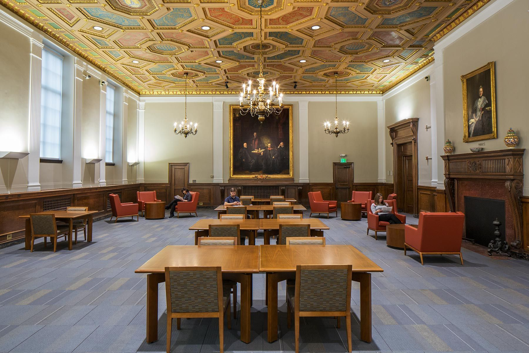 Johns Hopkins Welch Medical Library