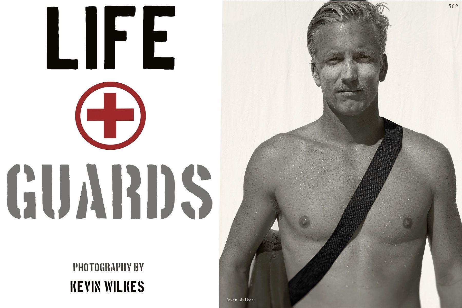 Dillon. Cystal Cove Lifeguard.