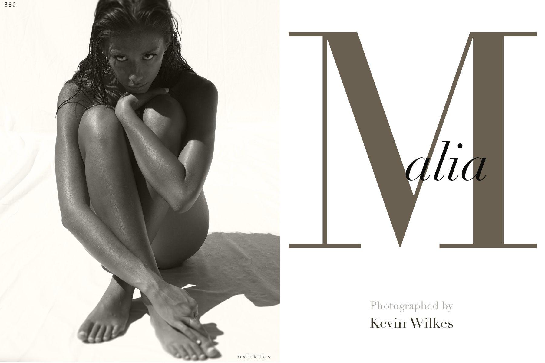 Malia. 362 Magazine. Kevin Wilkes