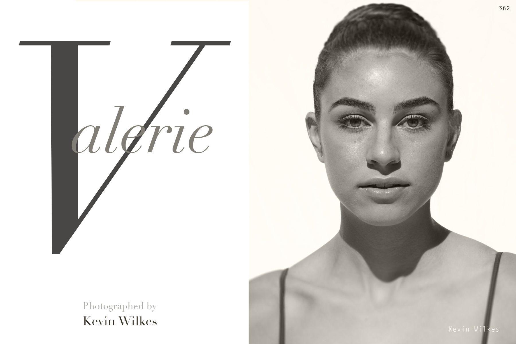 Valerie.