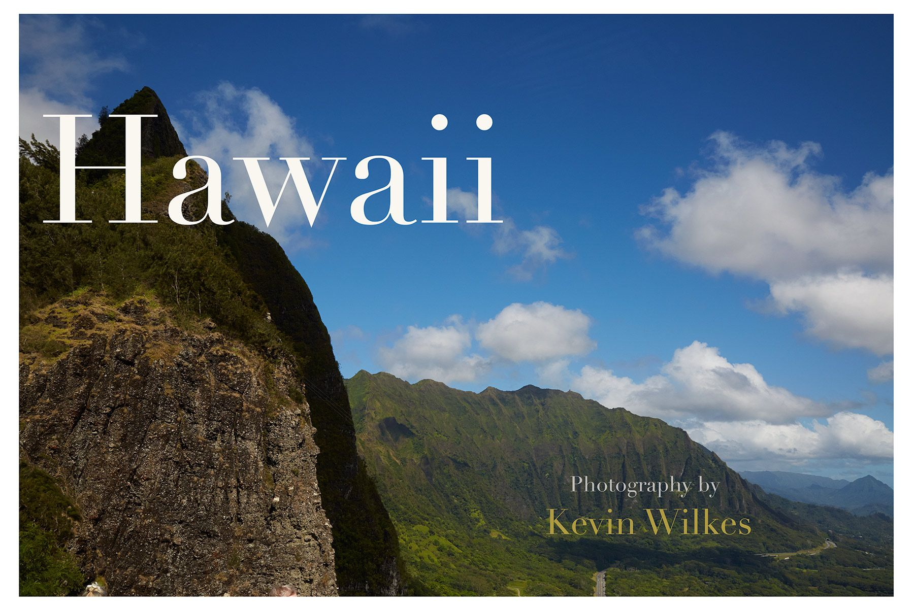 Nuuanu Pali. Oahu