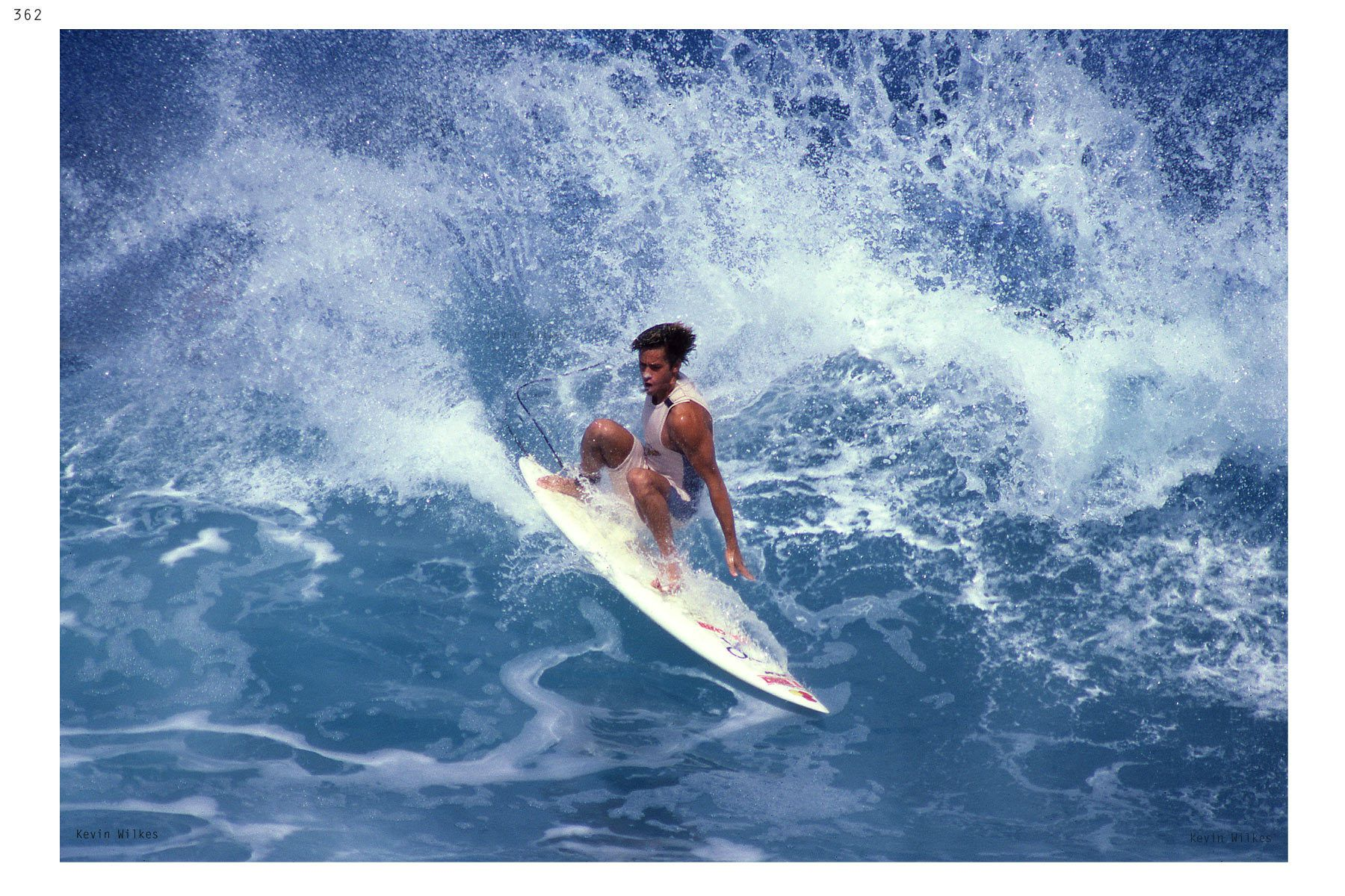Tom Curren. Off The Wall.1985.